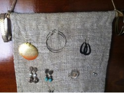 Display/ Jewelry holder made with Nat